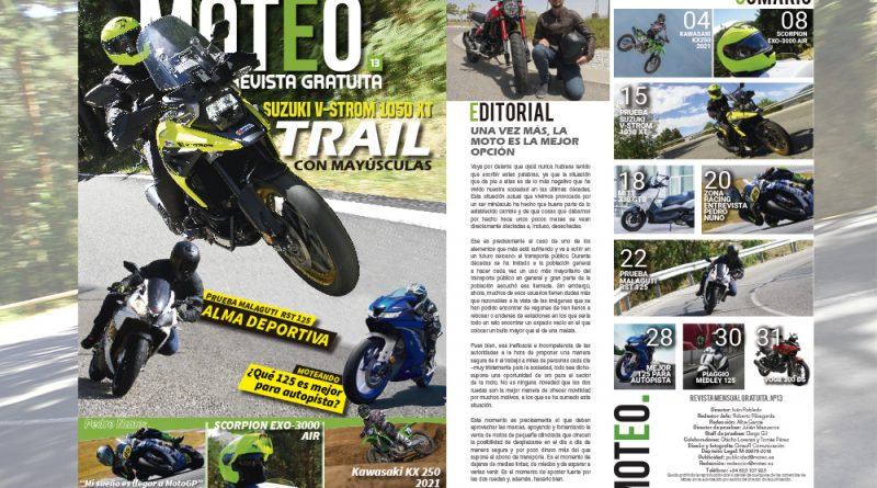 Revista Moteo nº13