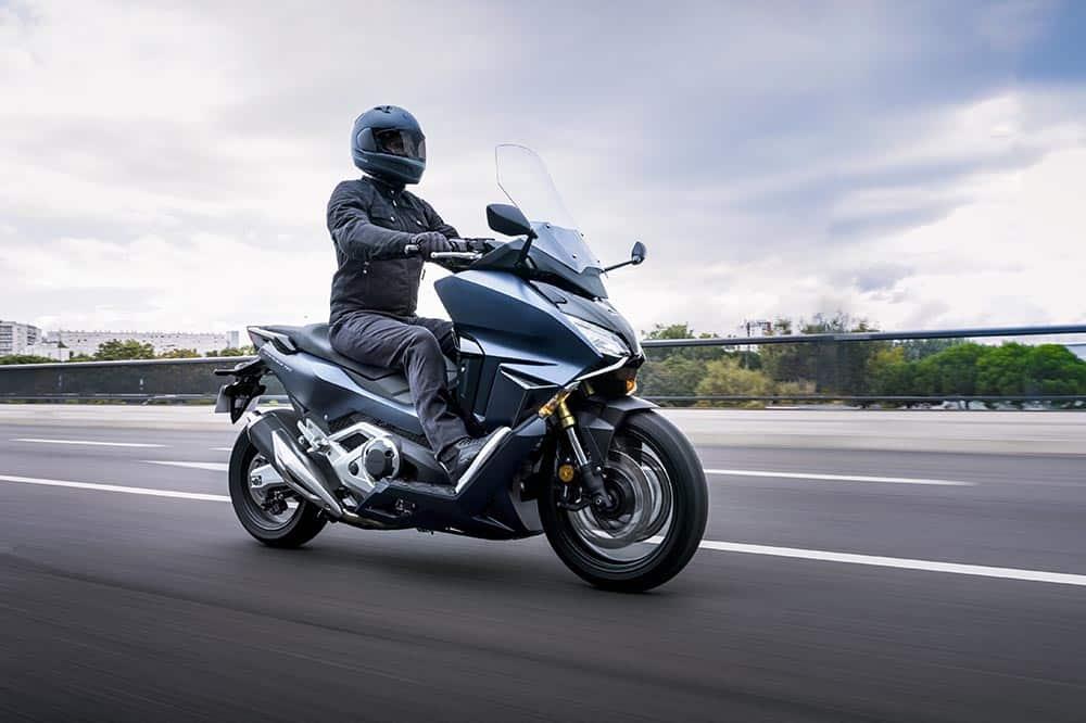 Honda Forza 750: el rey de la gama ya está aquí
