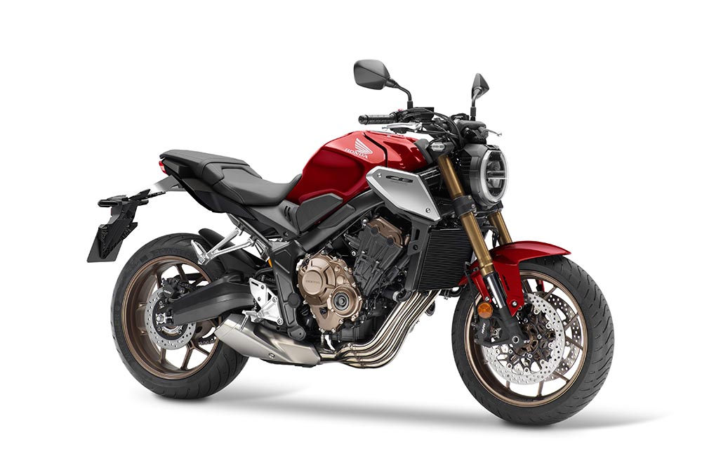 Motos Honda 2021 CB650R (1)