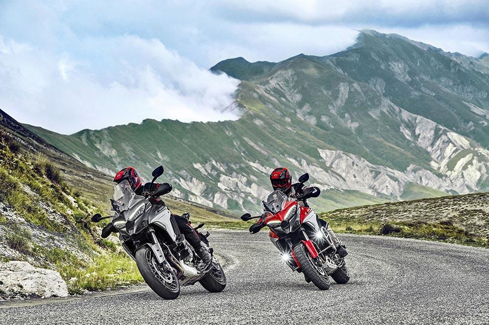 Ducati Multistrada V4: ficha técnica, fotos y precio