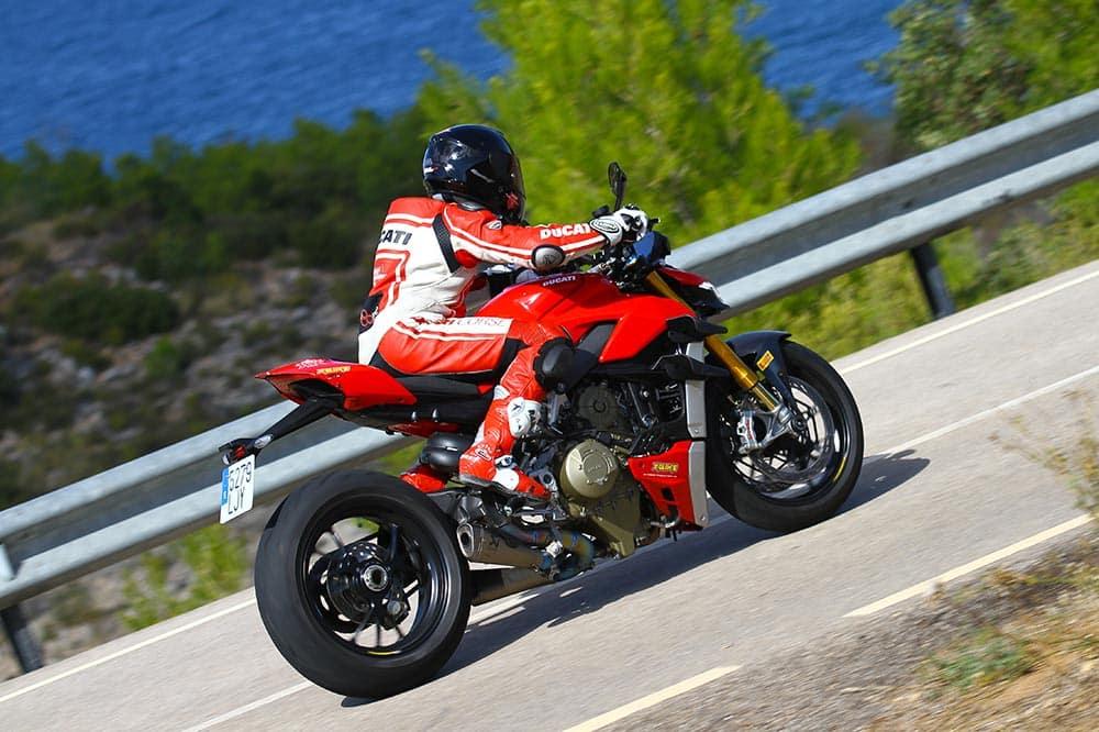 Prueba Ducati Streetfighter V4 S