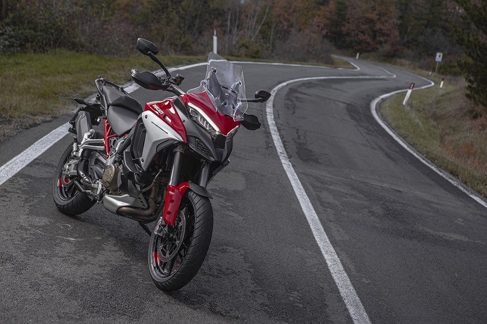 Ducati Multistrada V4 2021: precio, ficha técnica y fotos