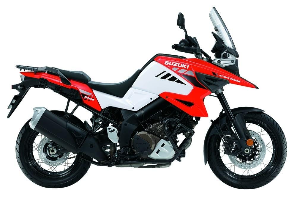 Gama Suzuki 2021-V-Strom 1050- XT