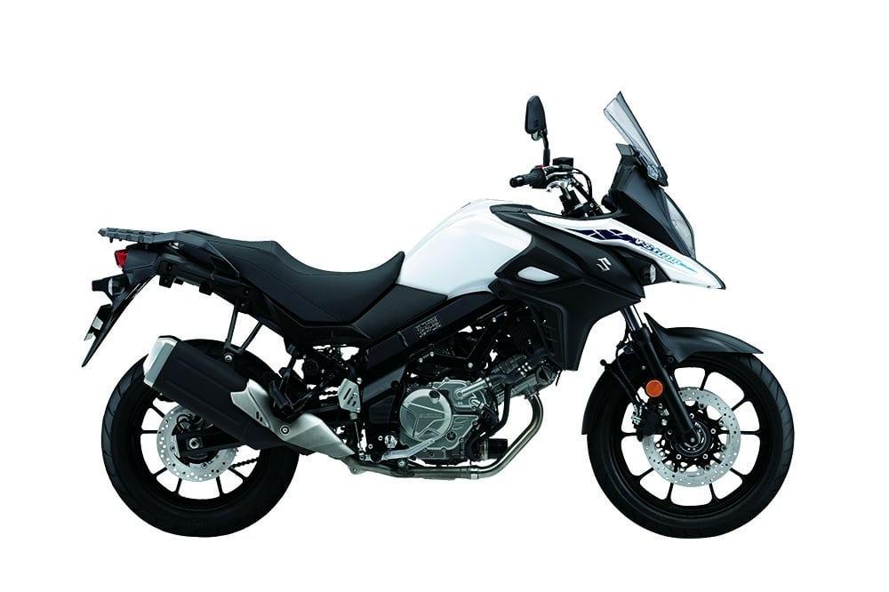 Gama Suzuki 2021-V-Strom 650