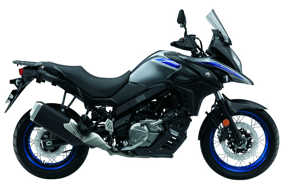 Gama Suzuki 2021-V-Strom 650-xt