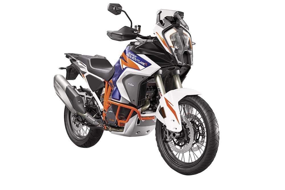 KTM 1290 Super Adventure R 2021