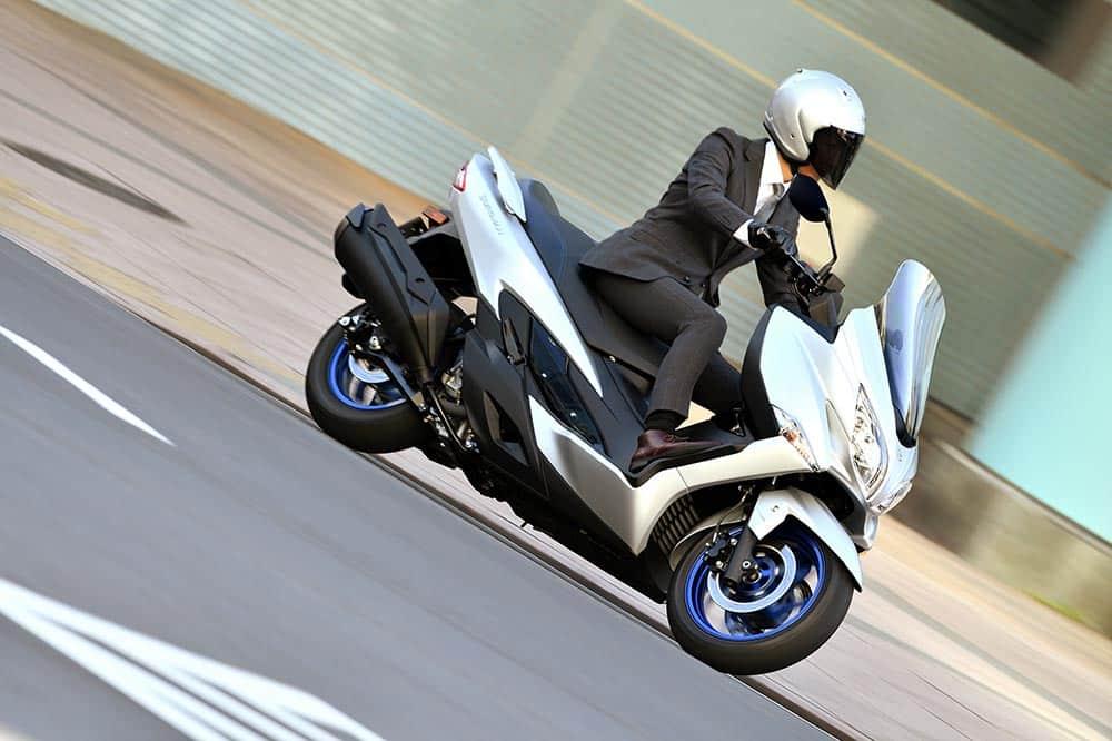 Suzuki Burgman 400 2021